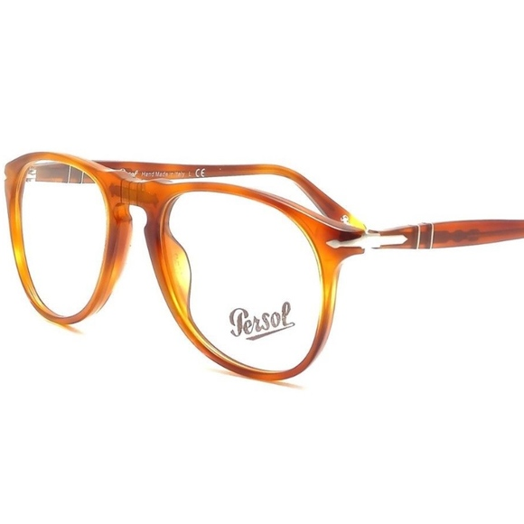 eff97f42dd Persol Optical Eyeglasses-96 Terra Di Siena-52mm